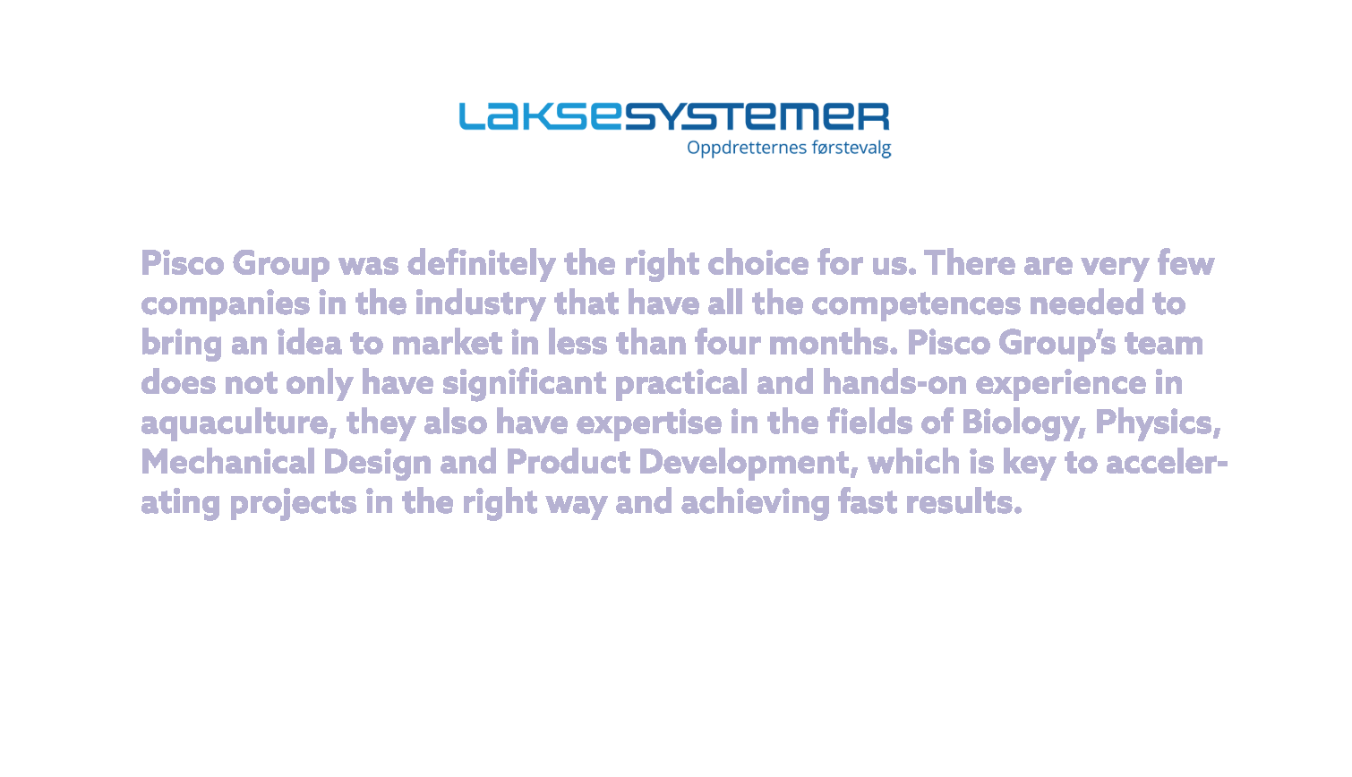 Laksesystemer quote